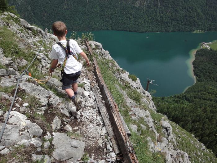 Skylotec Klettergurt Kinder : Spannende wanderungen mit kindern südlich von münchen