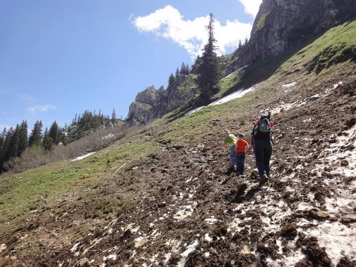 Klettersteig Besler : Spannende wanderungen mit kindern südlich von münchen besler und