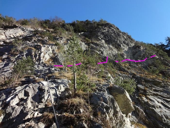 Klettersteig Zams : Check der geierwand klettersteig c bergwelten