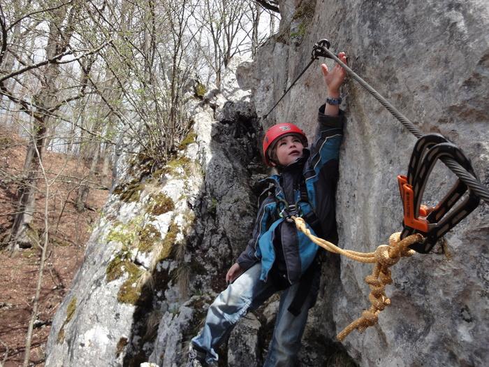 Klettersteig Bandschlinge : Klettersteige in den bergen die beste ausrüstung für sicheres